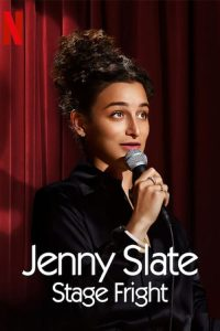 jenny slate stage fright