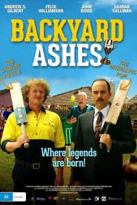 backyard ashes