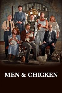 men chicken