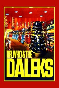 dr who and the daleks