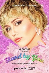 miley cyrus stand by you