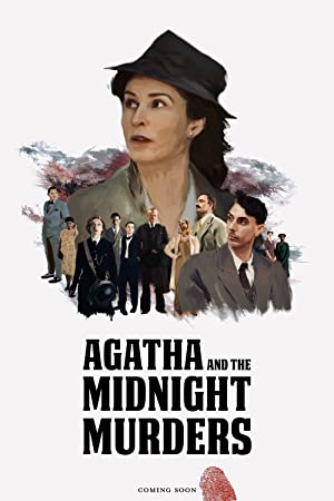 Agatha and the Midnight Murders poster
