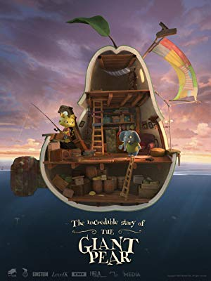 The Giant Pear poster