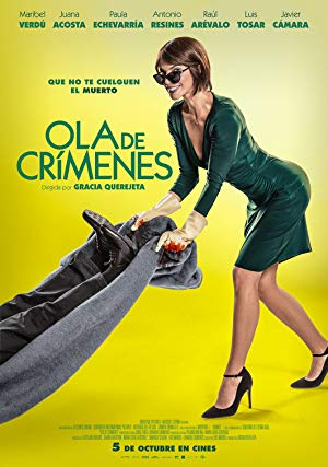 Wave of Crimes poster