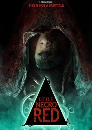 Little Necro Red poster